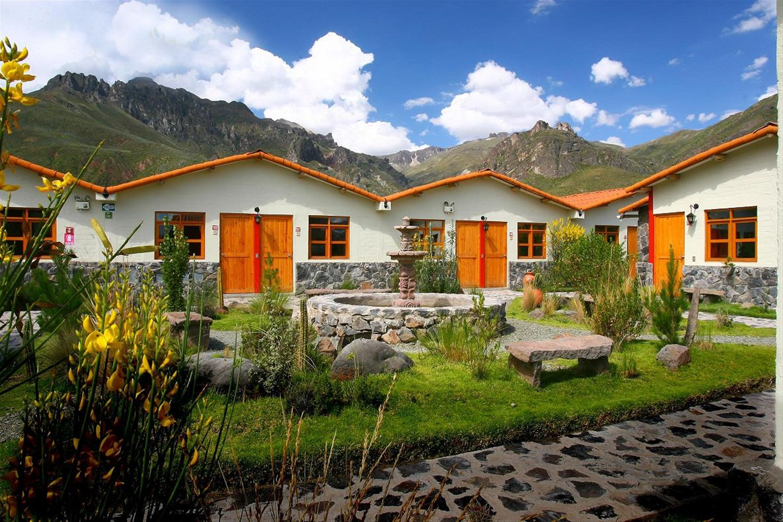 Casa andina standard colca colca valley peru for Hotel casa andina arequipa