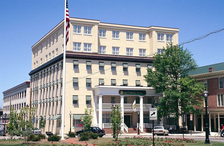 gettysburg hotel philadelphia pennsylvania eastern usa. Black Bedroom Furniture Sets. Home Design Ideas