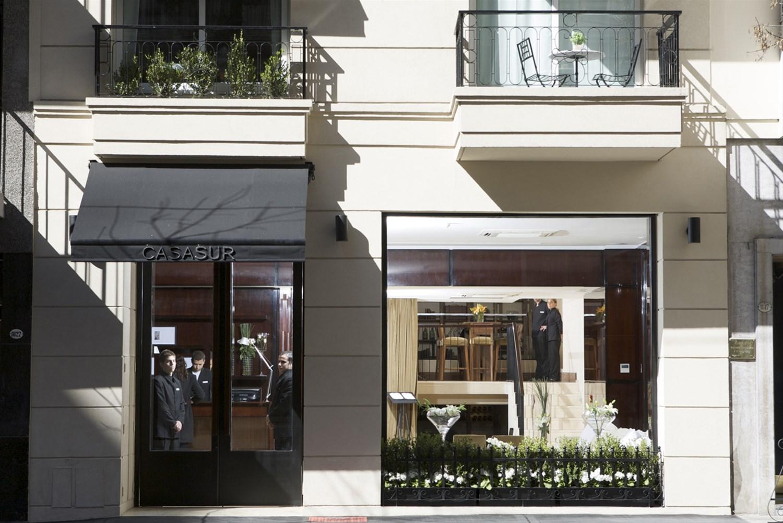 Casasur recoleta buenos aires argentina trailfinders for Hotel buenos aires design recoleta