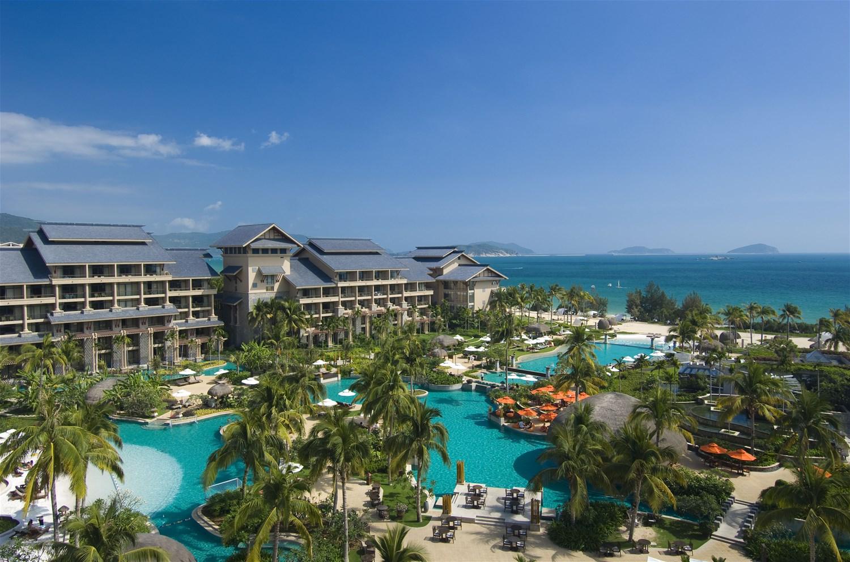 Sanya Yalong Bay Hotels