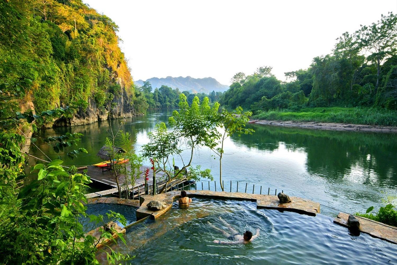 Hintok River Camp Hellfire Pass Kanchanaburi 3 Day