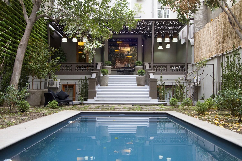 Lastarria Boutique Hotel Santiago Chile Trailfinders