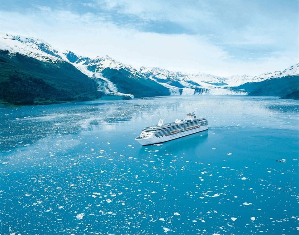 Discover Alaska with Princess Cruises