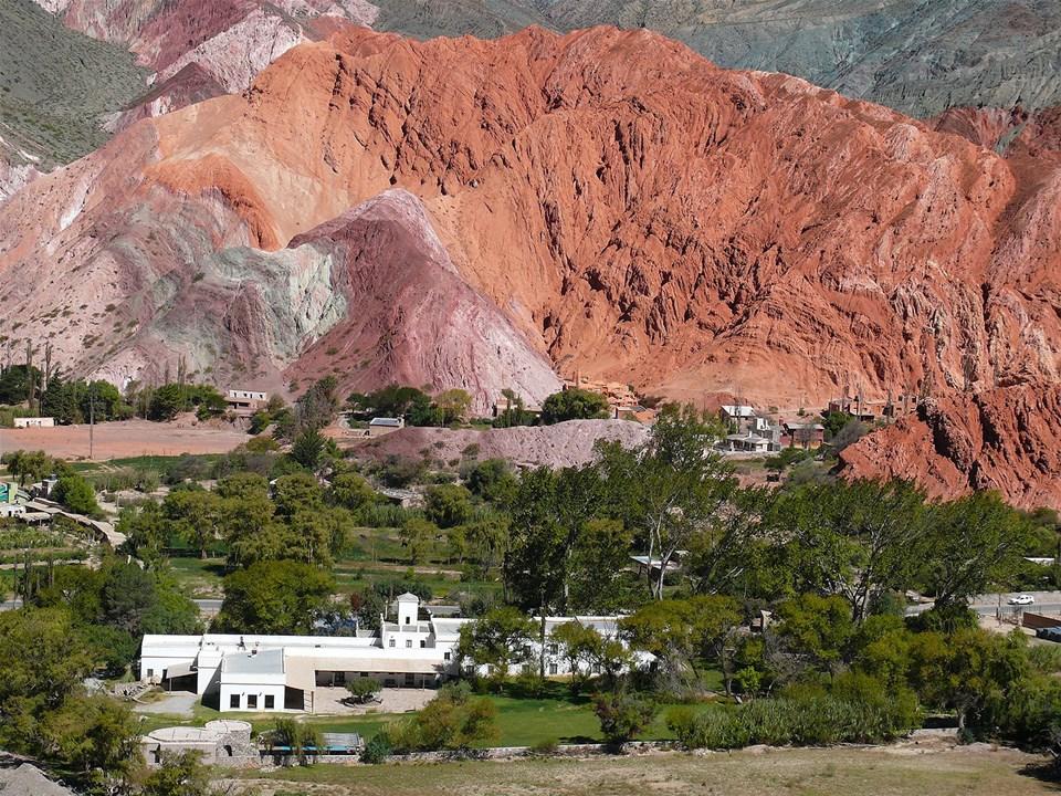 hotels in purmamarca