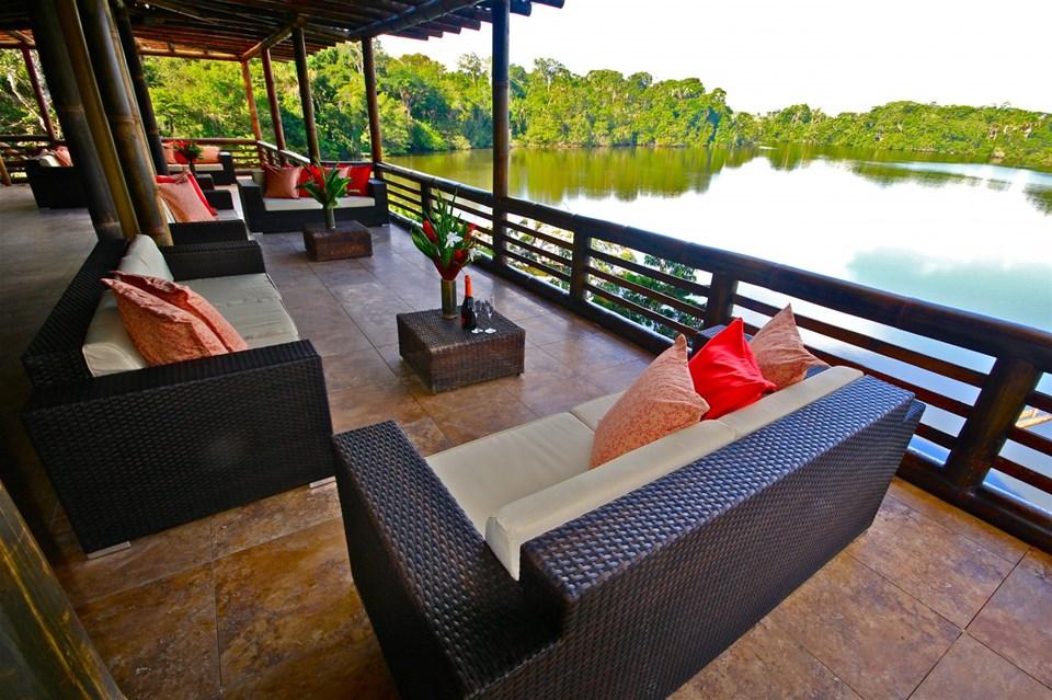hotels in ecuadorian amazon