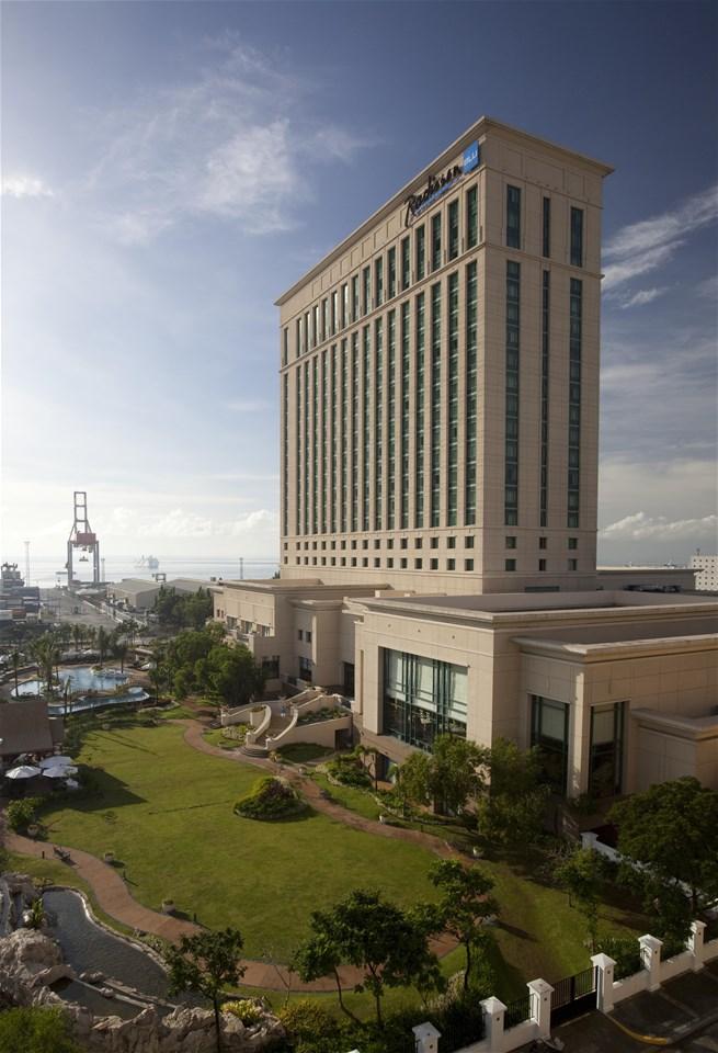 Hotel Radisson Blu Cebu Trailfinders