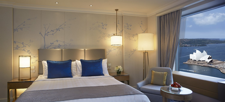 Shangri La Hotel Sydney Sydney Sydney Amp New South Wales Trailfinders The Travel Experts