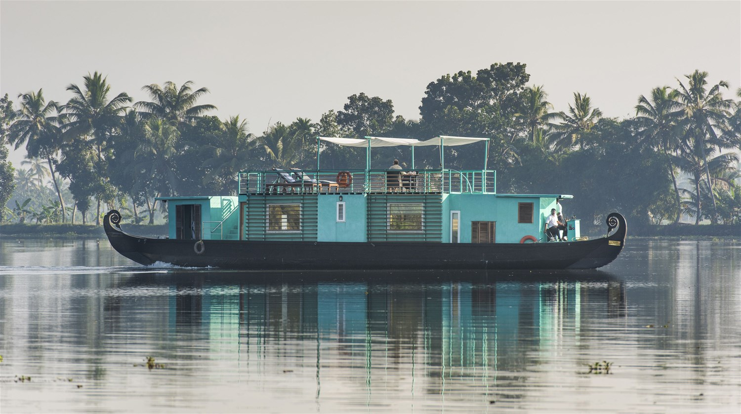 discovery houseboat kerala s backwaters kerala southern india