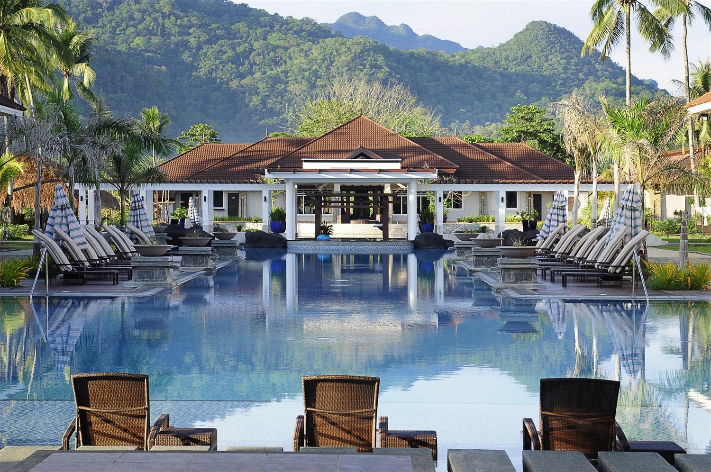 Sheridan Beach Resort Spa Palawan Philippines