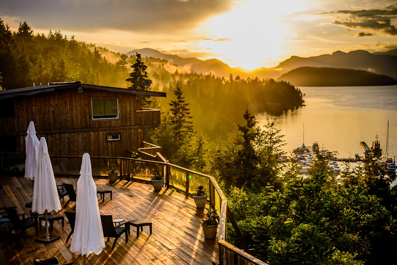 West Coast Wilderness Lodge Vancouver Island Amp The Sunshine Coast Western Canada