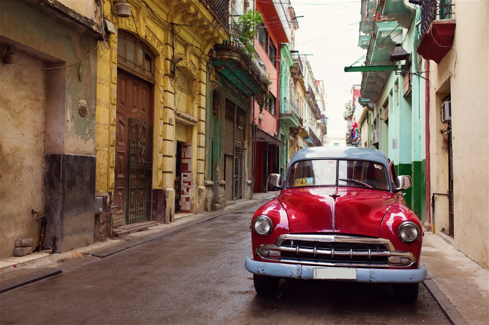 Havana Private Tour Amp Classic Car Drive  Touring With Trailfinders