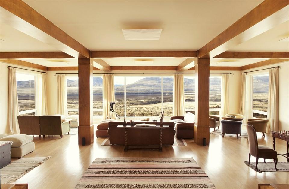 hotels in patagonia, el calafate
