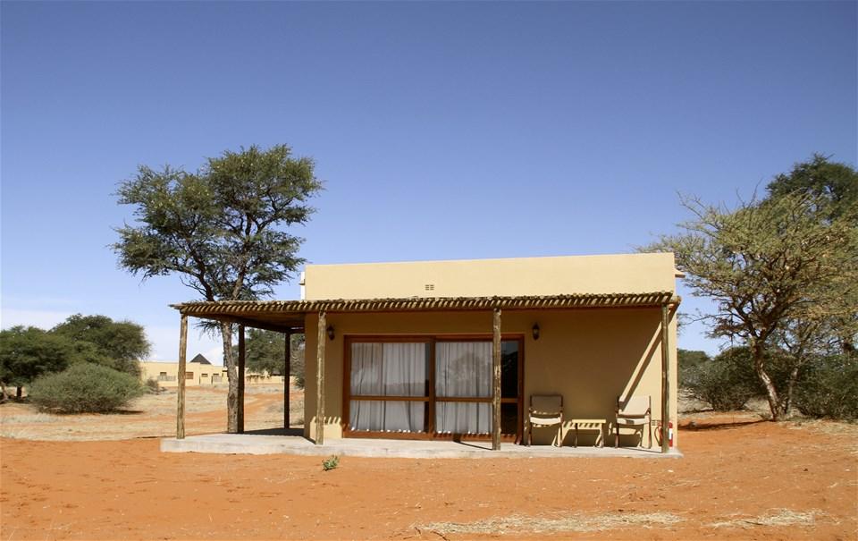 hotels in kalahari