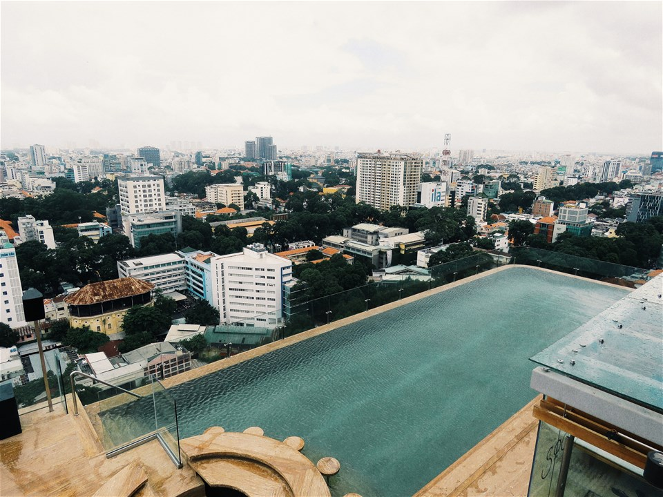 hotels in ho chi minh city