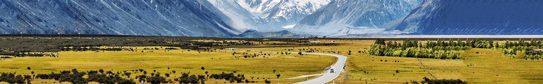 Motorhome Hire in New Zealand