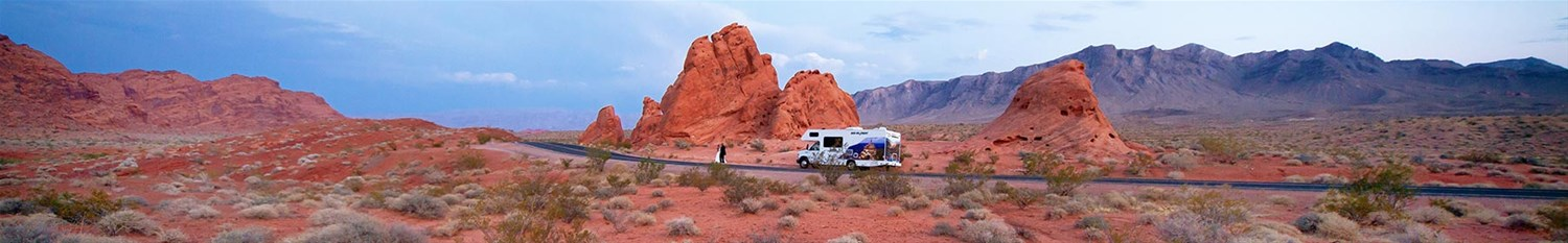 Motorhome Hire in USA