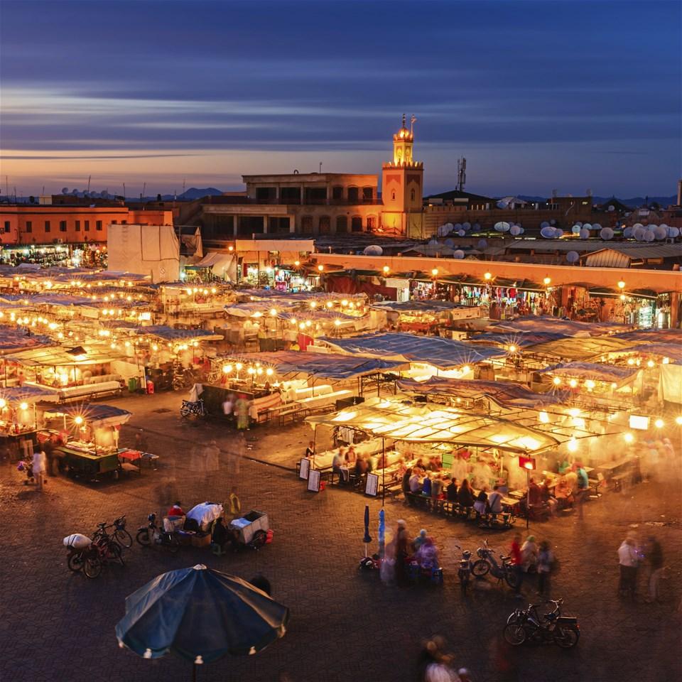 Marrakech & Atlas Mountains Tour