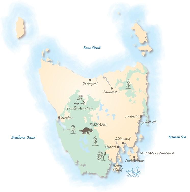 Tasmania Holidays