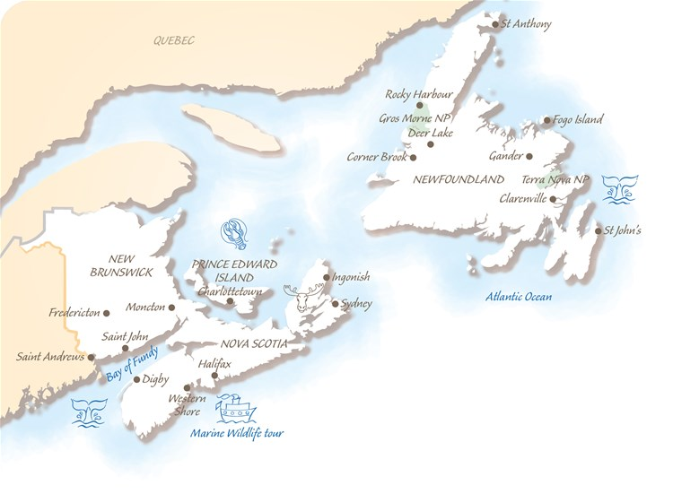 Holidays to the Maritimes  Trailfinders