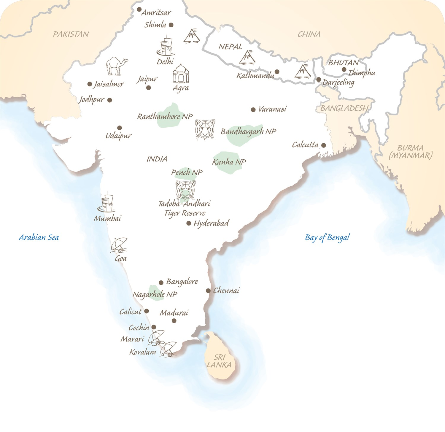 Holidays in India | Trailfinders