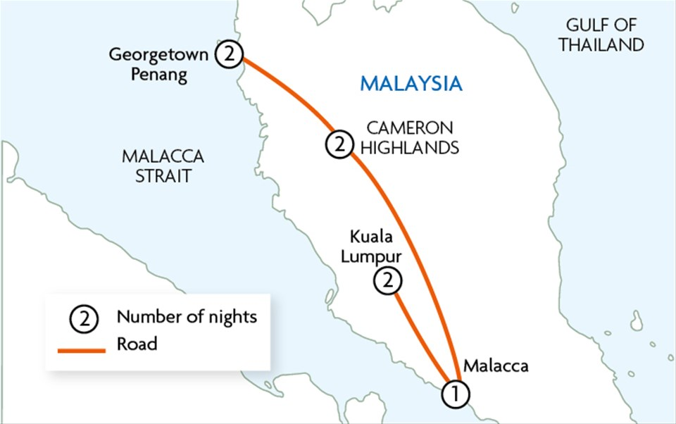 Classic Malaysia | Touring with Trailfinders