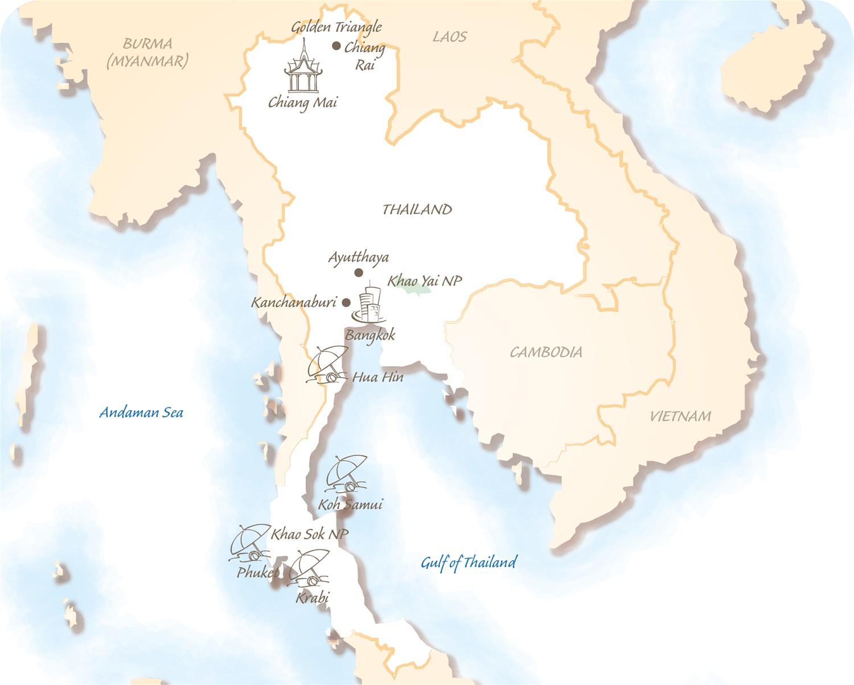 Thailand Holidays | Trailfinders on phitsanulok thailand map, ayutthaya thailand map, nakhon ratchasima thailand map, suvarnabhumi thailand map, surin thailand map, pathum thani thailand map, trat thailand map, samui thailand map, chanthaburi thailand map, lampang thailand map, chumphon thailand map, kanchanaburi thailand map, bangkok thailand map, phuket thailand map, jomtien thailand map, krabi thailand map, sukhothai thailand map, hat yai thailand map, samutsakorn thailand map, pattaya thailand map,