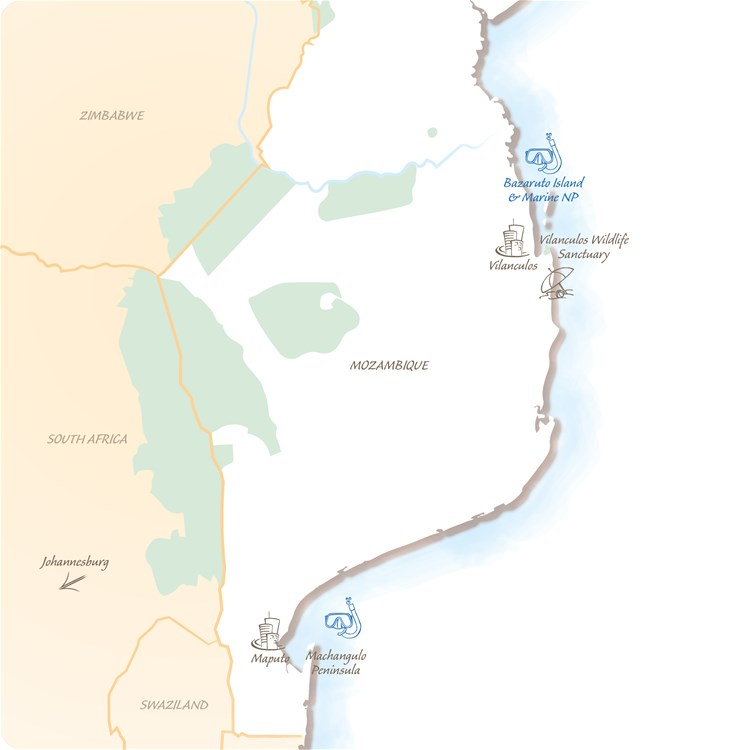 Mozambique Holidays