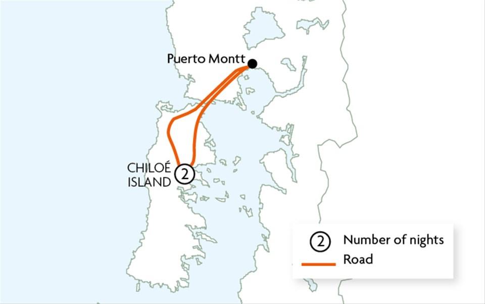 Chiloe Island Extension