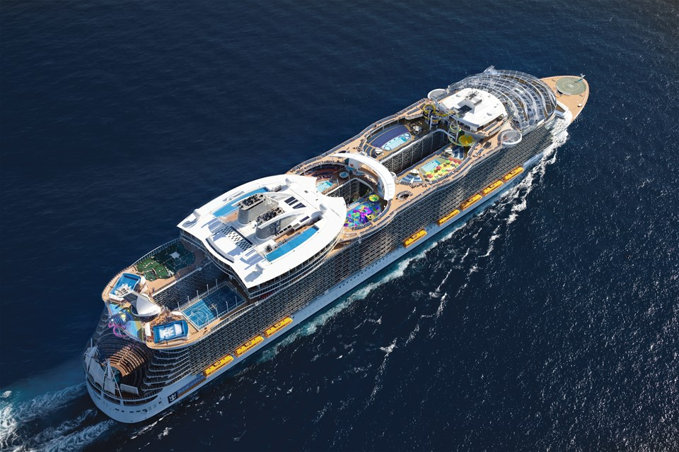 Introducing Harmony of the Seas