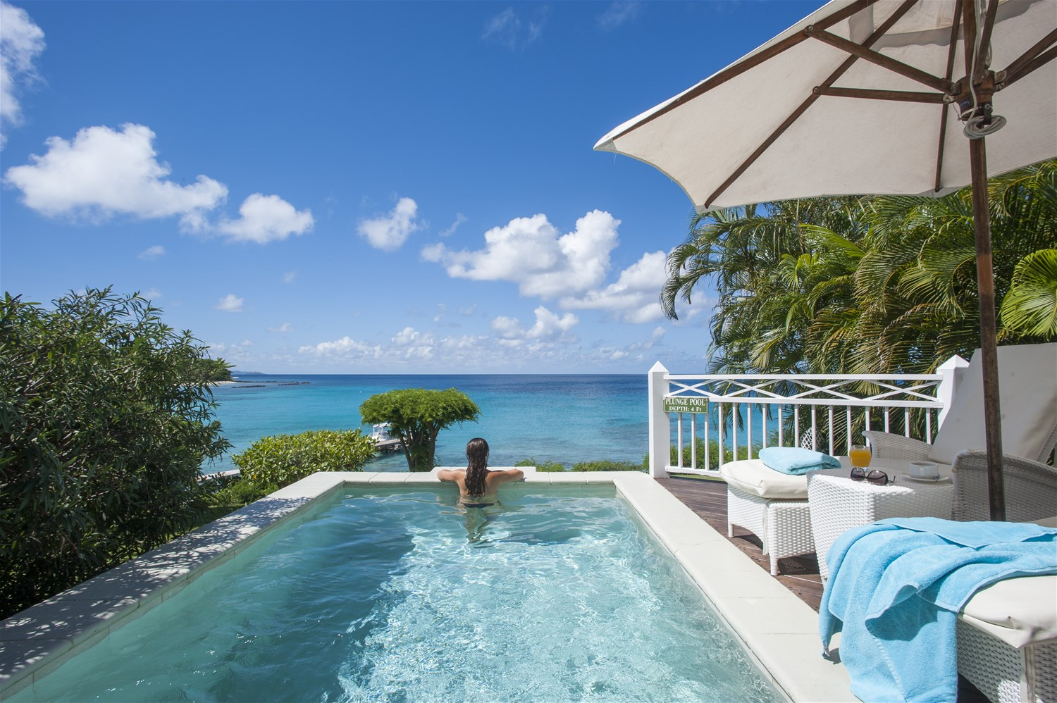 Caribbean - Live The Life Of Luxury