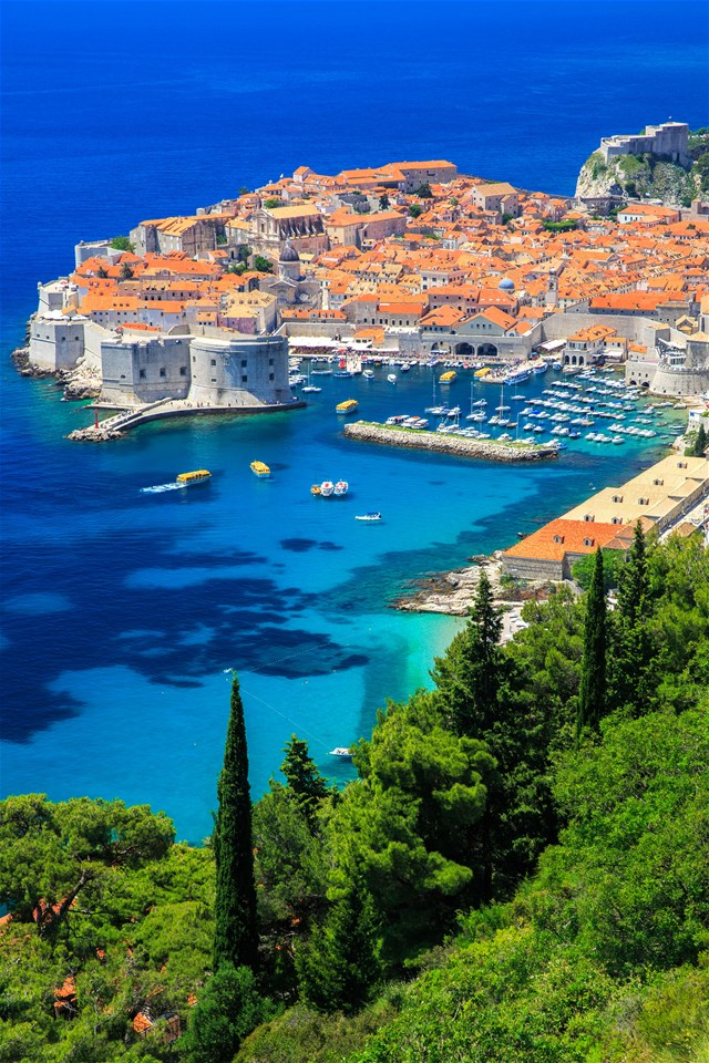 Dubrovnik The Dalmatian Coast Amp Montenegro Touring With