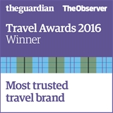 The Guardian & The Observer Travel Awards 2016