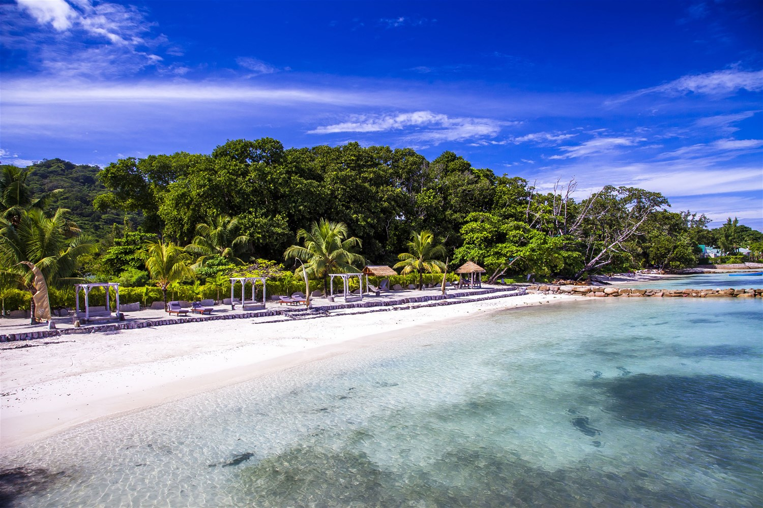 Seychelles La Digue Hotels