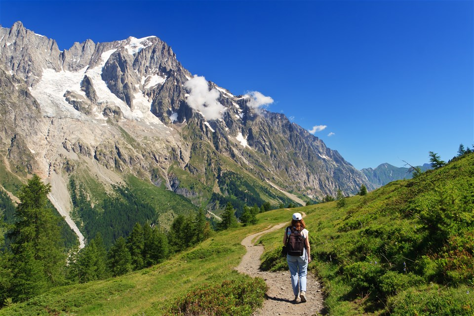 Our Top Five Trekking Trails