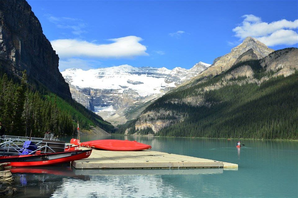Canada's Rocky Mountains