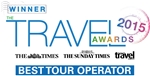 The Times, The Sunday Times & The Sunday Times Travel Magazine Awards 2015