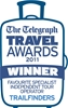 The Telegraph Travel Awards 2011