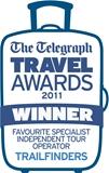 The Telegraph Travel Awards 2011
