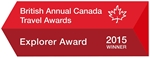 Destination Canada Awards 2014
