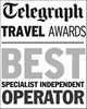 The Telegraph Travel Awards 2003