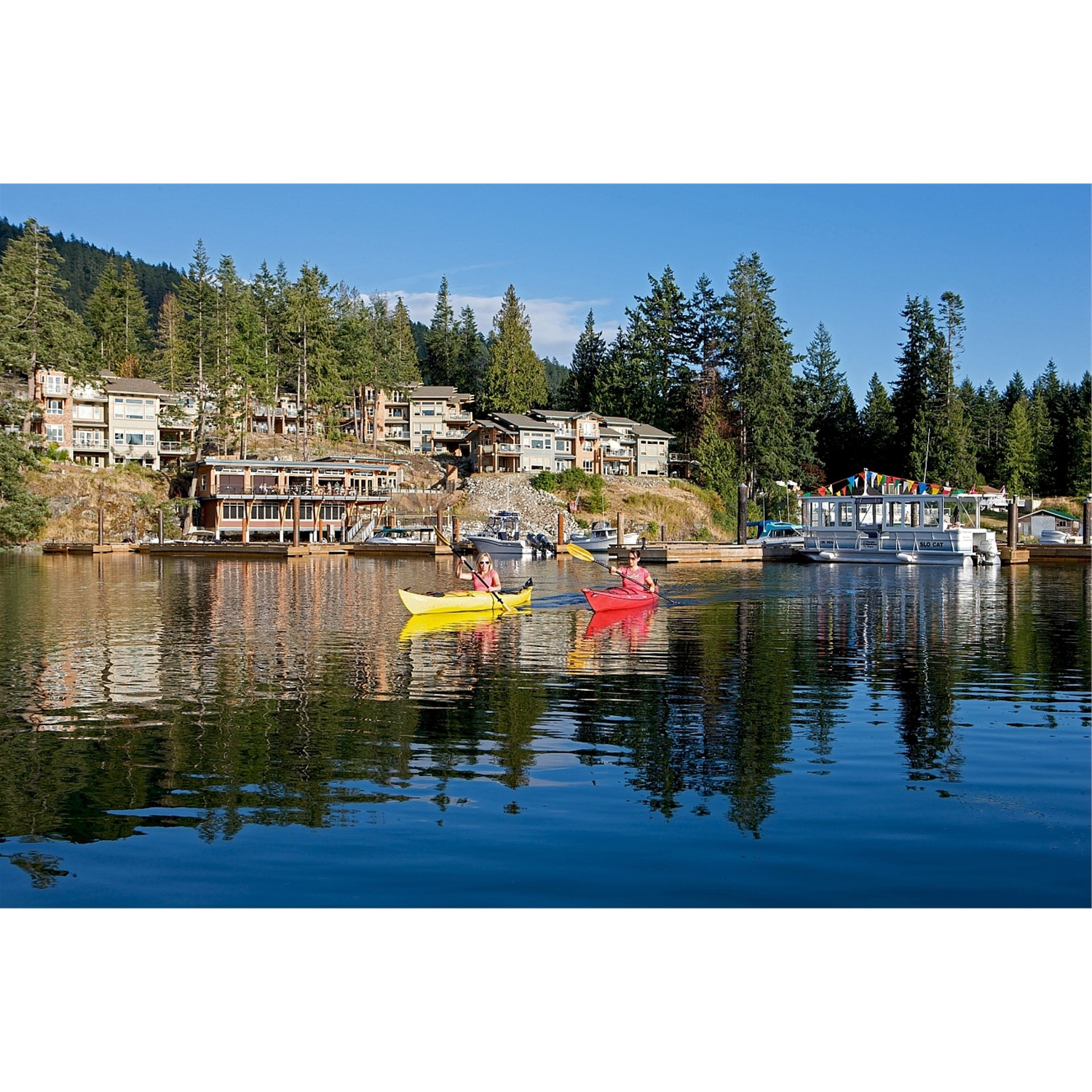 Painted Boat Resort Spa & Marina, Vancouver Island & The