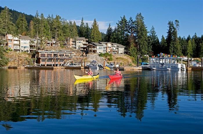 Painted Boat Resort Spa Marina