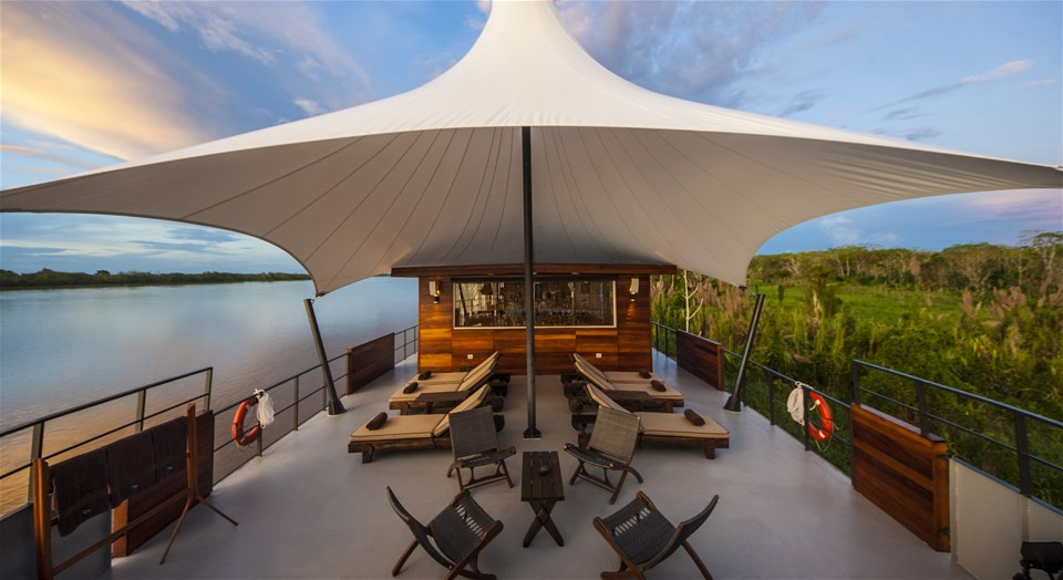 hotels in peruvian amazon