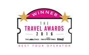 The Times, The Sunday Times & The Sunday Times Travel Magazine Awards 2016