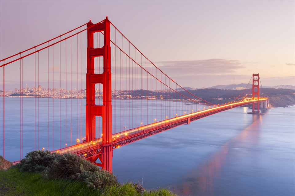 San Francisco & Alaska