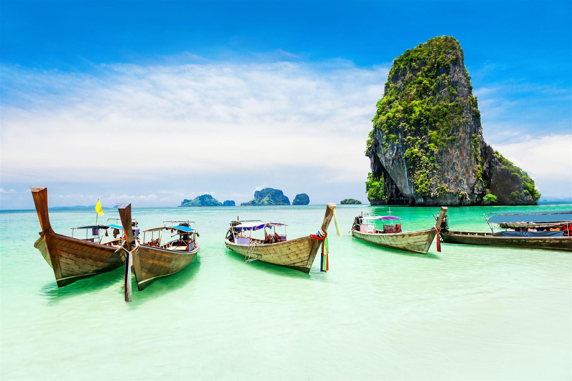 Thailand, Rest Assured