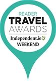The <i>inaugural</i> Irish Independent Newspaper 2017 Reader Travel Awards