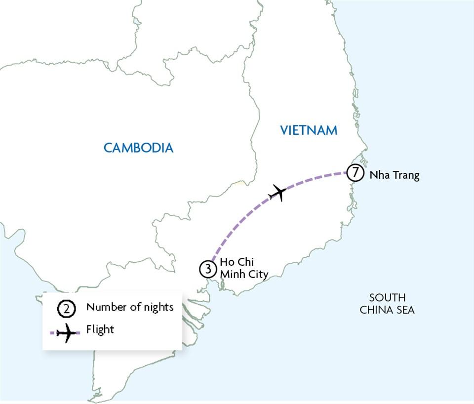Vietnam City & Beach