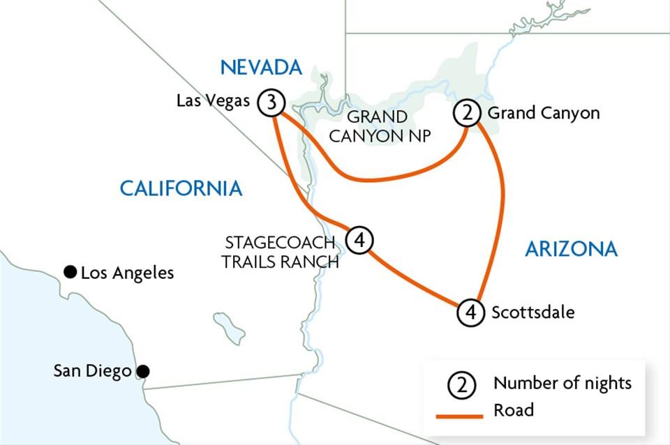 Cowboys & The Grand Canyon