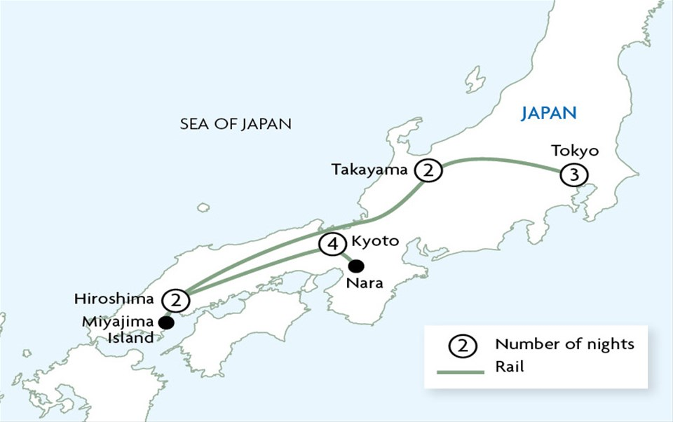 Explore Japan | Touring with Trailfinders